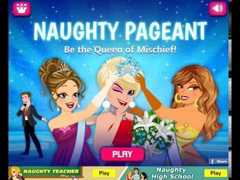 Trò Chơi Chọc Phá Hoa Hậu: Naughty Pageant