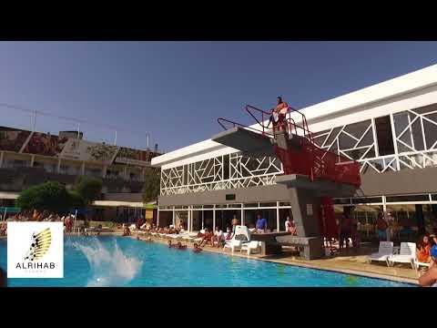 Al Rihab Resort Indoor / Outdoor Pool Zahle Bekaa Lebanon