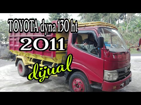 TOYOTA Dyna 130ht Tahun 2011 Harga 100 Juta