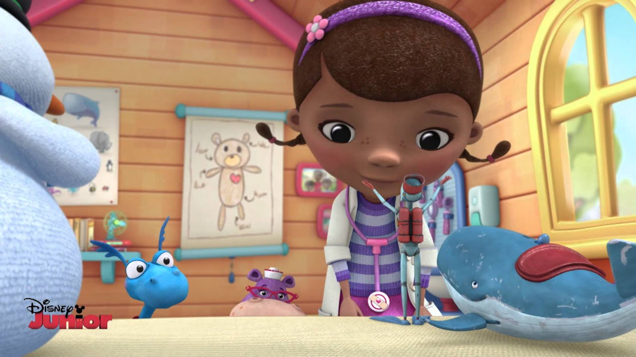 Doc Mcstuffins Dad S Favourite Toy Song Official