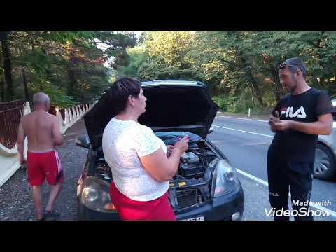 Девушки на дорогах предлагают свои услуги/Автосервис на дороге
