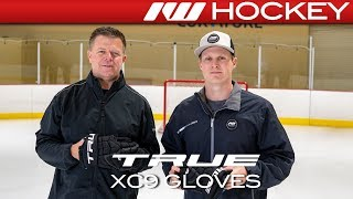 True XC9 Glove Line Insight