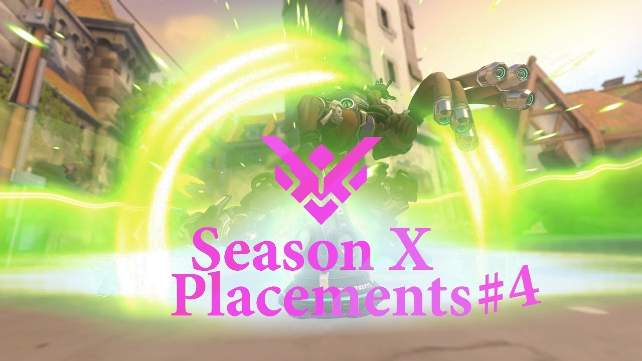 I CANNOT WAIT FOR THIS MAP TO CHANGED! | Overwatch Season 10 Placements #4