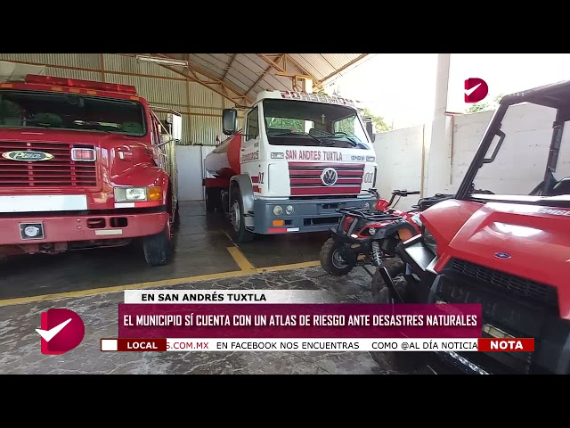 EL MUNICIPIO SÍ CUENTA CON UN ATLAS DE RIESGO