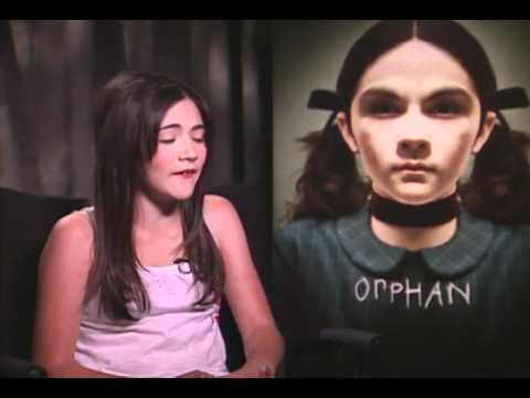 Orphan - Exclusive: Isabelle Fuhrman Interview