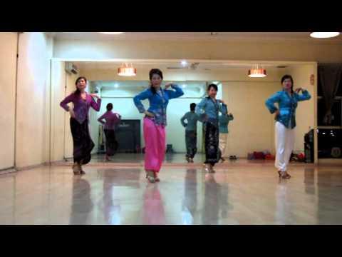 Line Dance -  JOGET LODEH