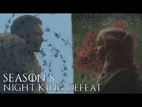 Game of Thrones Season 8 - How The Night King will be Defeated Theory