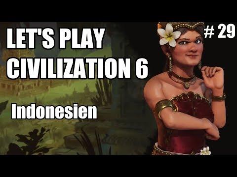 Let's Play -  Civilization VI | Indonesien #29 [deutsch]