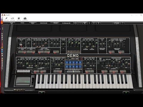 PolyM VST by Xils Lab - Moog Polymoog Simulation - The BIG Soundtest