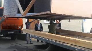 Ремонт киоска на весу(, 2013-09-22T17:35:58.000Z)