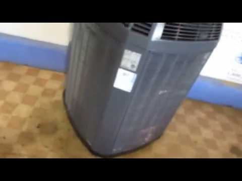 TRANE Used AC Condenser 2TTZ9048B1000AAB 3B Used Air Conditioners For Sale, Shipped Nationally
