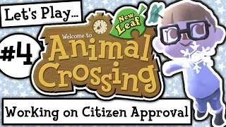 Video Let's Play: Animal Crossing New Leaf Welcome Amiibo (Ep 4) download MP3, 3GP, MP4, WEBM, AVI, FLV Oktober 2018