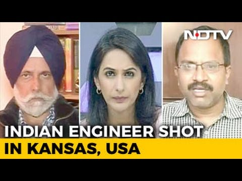 Indian Engineer Shot In Kansas: Trump