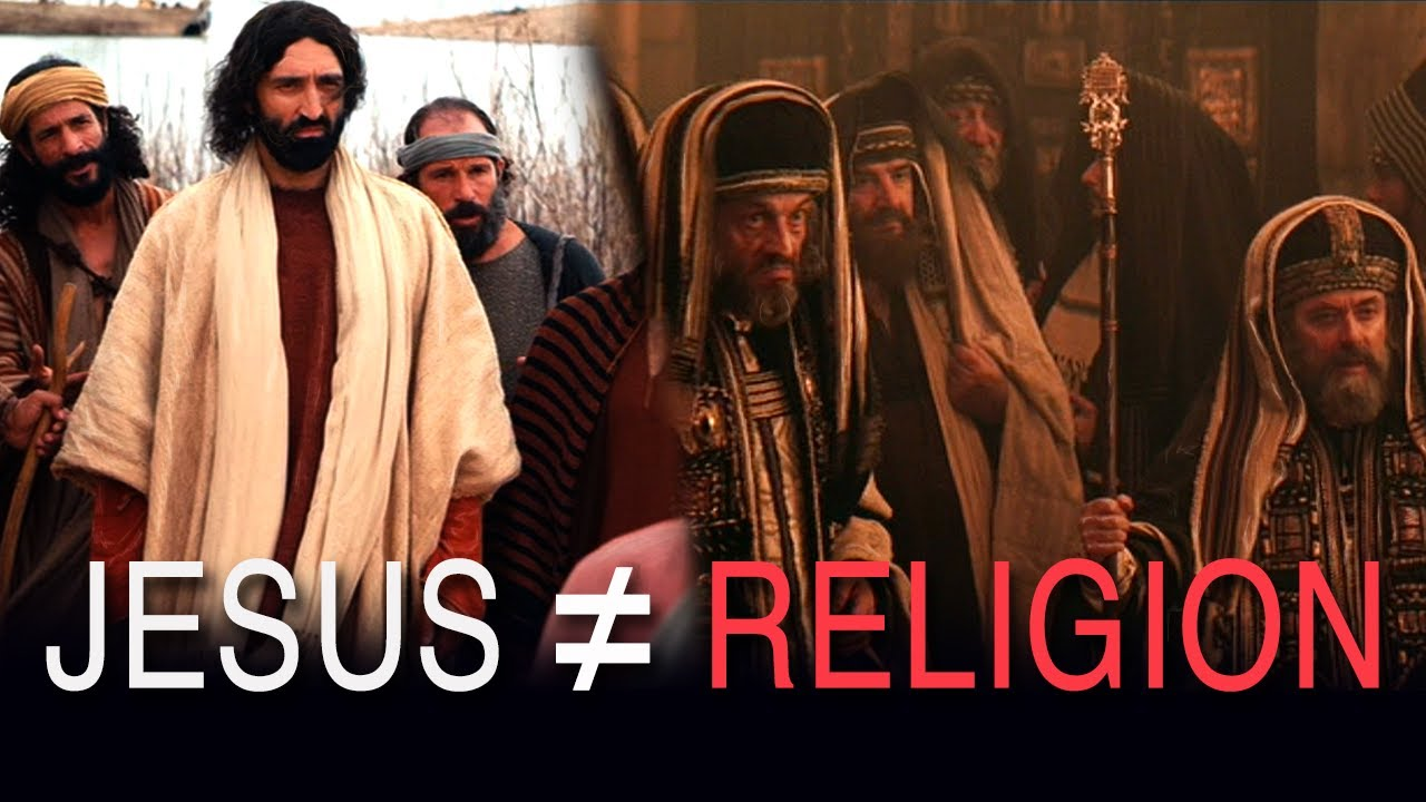 Why Jesus is Not About Religion // The Kingdom of God Explored