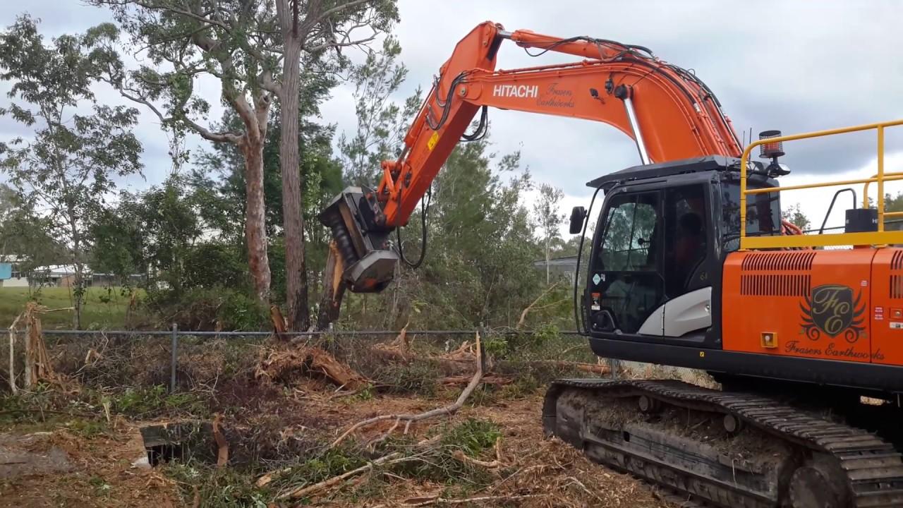 Mulching , Tree Removal, Land Clearing | Sunshine Coast