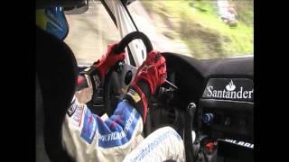 Angela Vilariño Facal Subaru S9 WRC Subida a Peña Cabarga 2011 (Fase A)