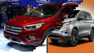 Hot News !!! 2018 Ford Escape Engine Overview