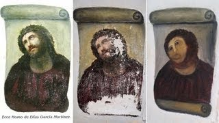 Jesus Painting Fail