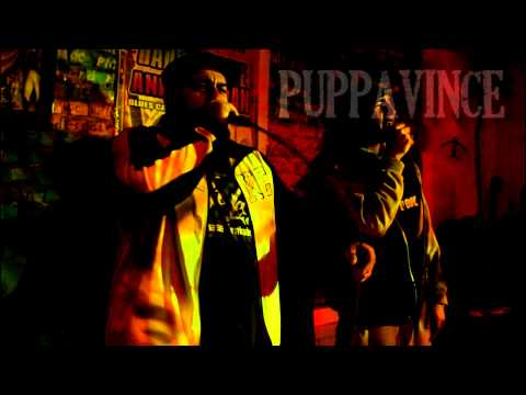 Puppavince feat Ice lee   Babylone IP  hiphop newroots reggae 2012