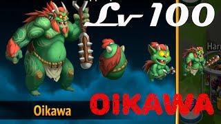 Oikawa 1-100 Monster Legends - Монстра на прокачку