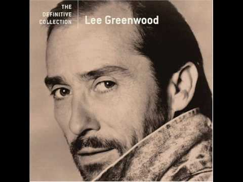 Lee greenwood Between A Rock And A Heartache