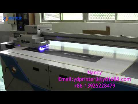 Fast speed industrial printheads advertising billboard printing machine with low cost