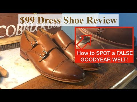 Warfield & Grand $99 Shoe: What Are You Getting?