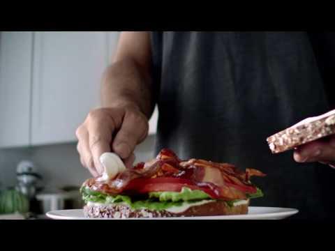 Hellmann's Real BLT TV advert