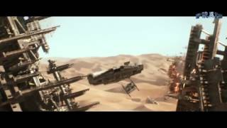 Звёздные войны - Пробуждение силы. Музыкальный трейлер Версия от PRAIS MIX