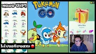 Gen 4 kommt heute?! neue WP ÄNDERUNGEN sind da! Livestream! Pokémon GO!