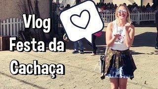 Baixar Vlog Festa da Cachaça e da Banana em Luiz Alves/SC