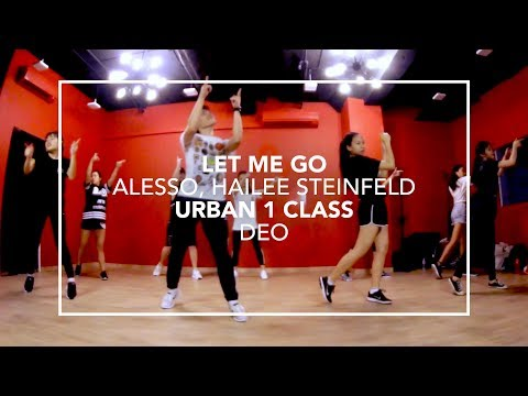 Let Me Go (Alesso, Hailee Steinfeld) | Deo Choreography