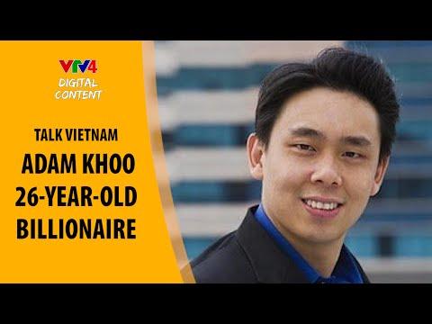 Adam Khoo Triệu phú tuổi 26 - 01/06/2014