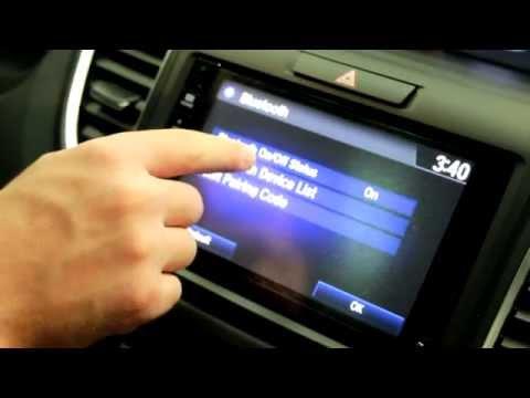 How to Pair your Bluetooth Smartphone with a 2015 Honda CR-V