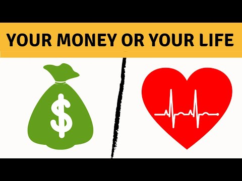 YOUR MONEY OR YOUR LIFE - Vicki Robin & Joe Dominguez  || BOOK REVIEW