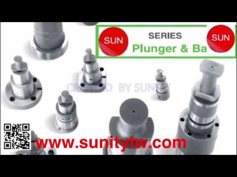 SUNITY FUEL INJECTION PARTS   PLUNGER & BARREL SERIES  suited for Outboard Marine Boat engines