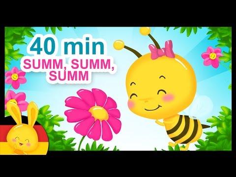 Summ, summ, summ - Kinderlieder deutsch - Titounis