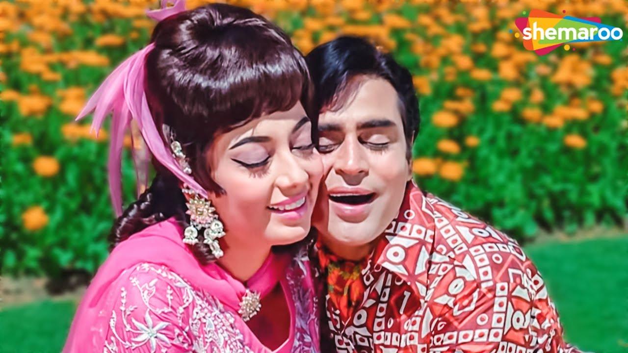 Mohd. Rafi Hit Song | Rajendra Kumar | Sadhana