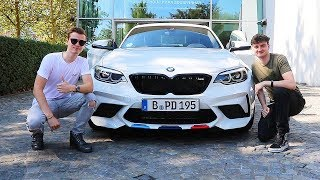 NEUES AUTO ABHOLEN - BMW M2 Competition | ViscaBarca