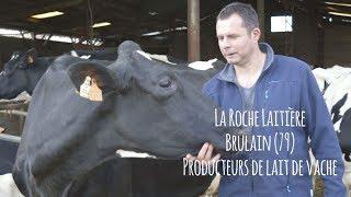 Philippe BAUDOUIN (Producteur de Lait de vaches) - Eleveur Ambassadeur Bleu-Blanc-Cœur
