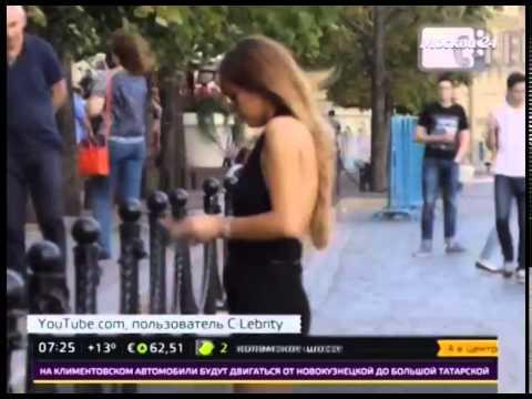 Линдси Лохан выгнали из российского ресторана
