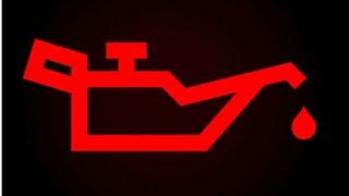 видео Почему загорается лампочка давления масла? Основные причины