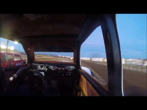 Casa Nissan Legends Heat #2 27 May 18 @Southern New Mexico Speedway