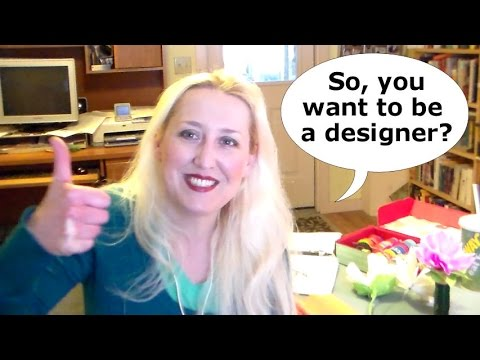 How to Earn More from Your Arts & Crafts (So, you think you want to be a designer)
