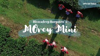 Morey  mini (official Music video) || Superhit Adivasi Song || Biswadeep Borpatra ||