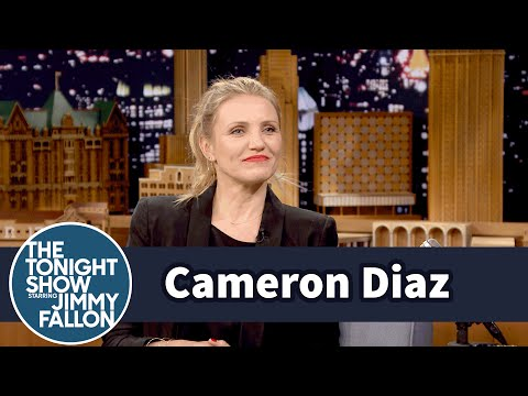 Andy Cohen Thought Cameron Diaz Pooped Her Pants