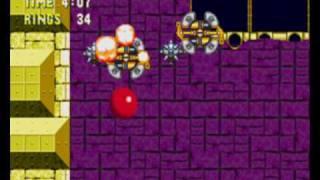 Video Sonic 3 and Knuckles - Boss Run - Knuckles' Storyline - Part 1 download MP3, 3GP, MP4, WEBM, AVI, FLV Oktober 2018