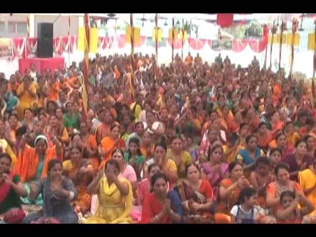 Pragyapuran Katha Day 11 Vadodara,2014