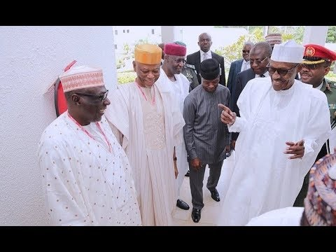 Buhari still commands strong followership in the north - Makarfi warns PDP ahead of 2019