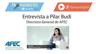 Entrevista a Pilar Budí, Directora General de AFEC - El fabricante y el futuro del sector